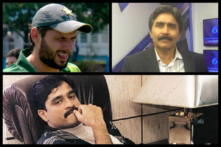 Afridi caught in war of words with Miandad over farewell match gets death threat from Dawood