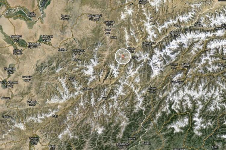 Tremors felt in Kashmir and Delhi as quake strikes parts of Afghanistan and Pakistan