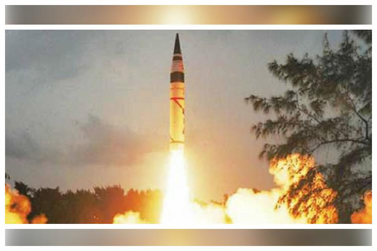 India successfully test-fires Agni III missile