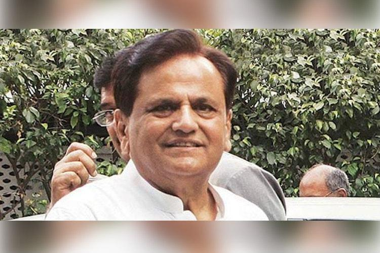 Gujarat Cong leader Ahmed Patel wins RS poll says BJP stands exposed of political terror