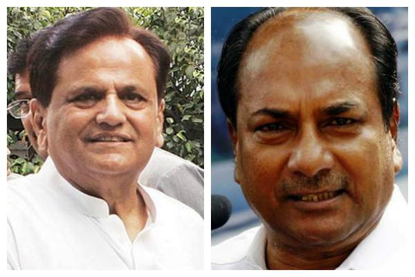 AgustaWestland Ahmed Patel defends himself AK Antony accepts there was corruption