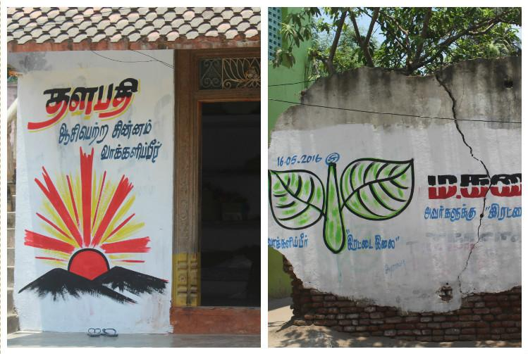In these Vellore villages voters split with strong loyalties to both Dravidian majors
