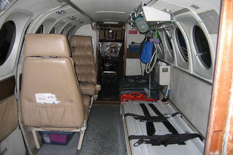 Medanta air ambulance crash-lands in Thailand pilot killed