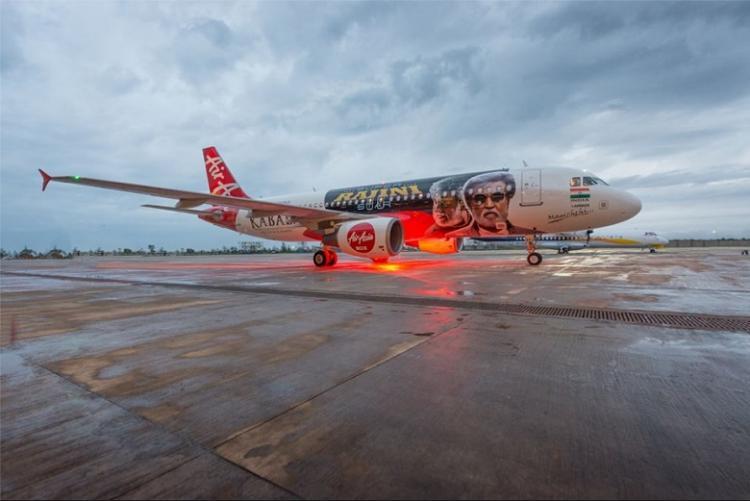 Last minute change of venue embarrasses AirAsia Kabali fans displeased