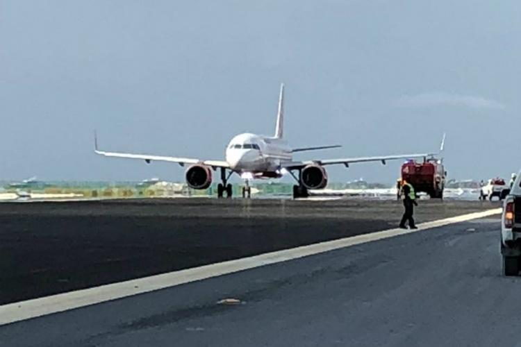 Air India flight from Tvm lands on under-construction runway in Maldives gets stuck