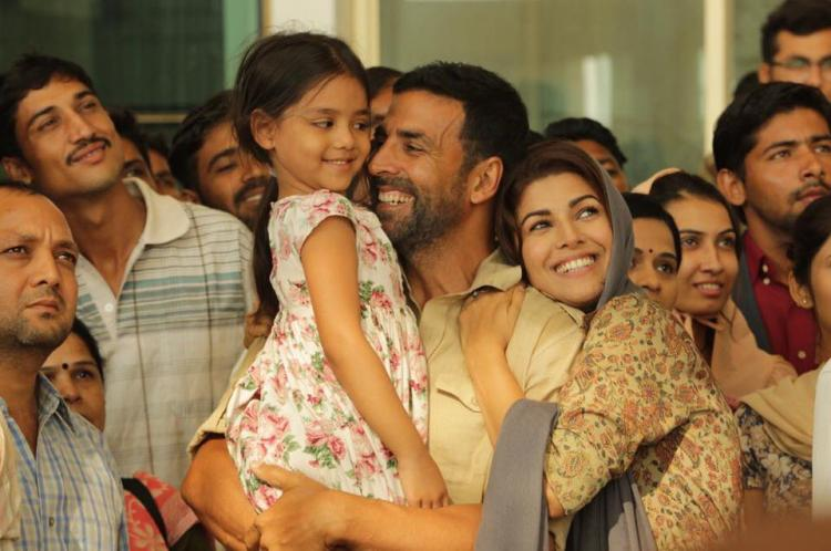 MEAs take on Airlift Great entertainment short on facts
