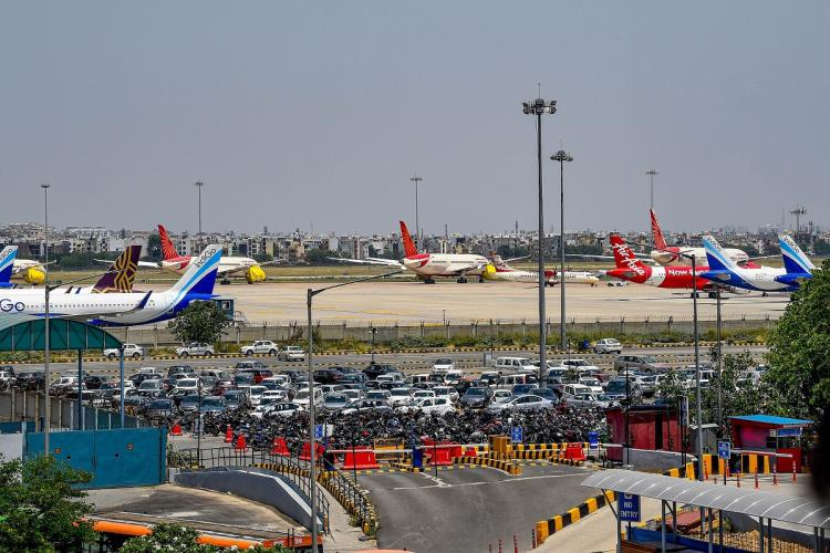 Commercial international flights to remain suspended till July 31