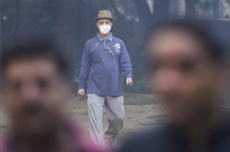 Polluted air 'shortens lives by 20 months'