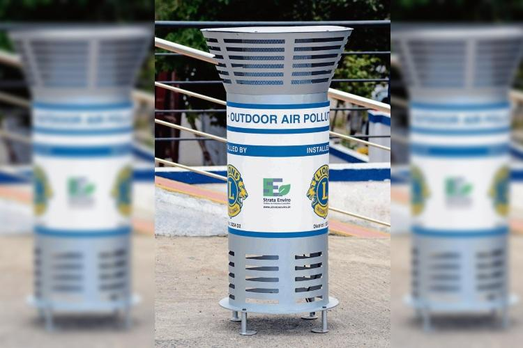 Hyderabad municipality to set up outdoor air purifiers to battle growing pollution