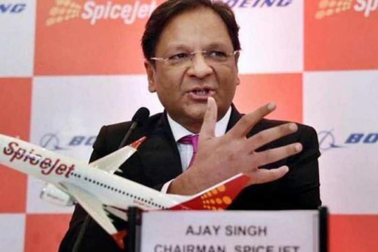 All Indian airlines need to start looking for wide-body aircraft now SpiceJet CMD