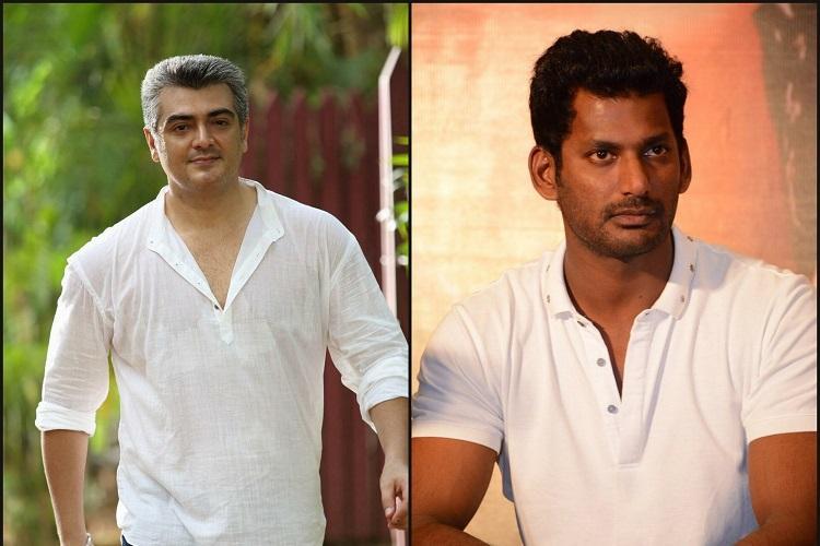 Ajiths Vivegam and Vishals Thupparivalan set to clash at box office