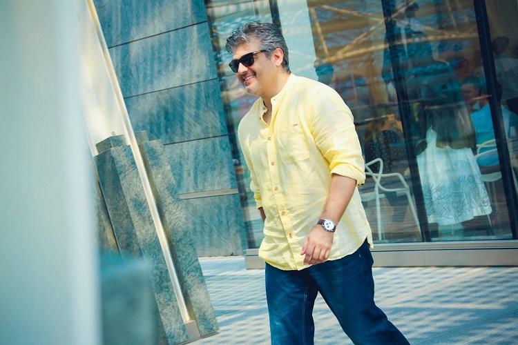 Thala Ajith to shoot his next film in Australia