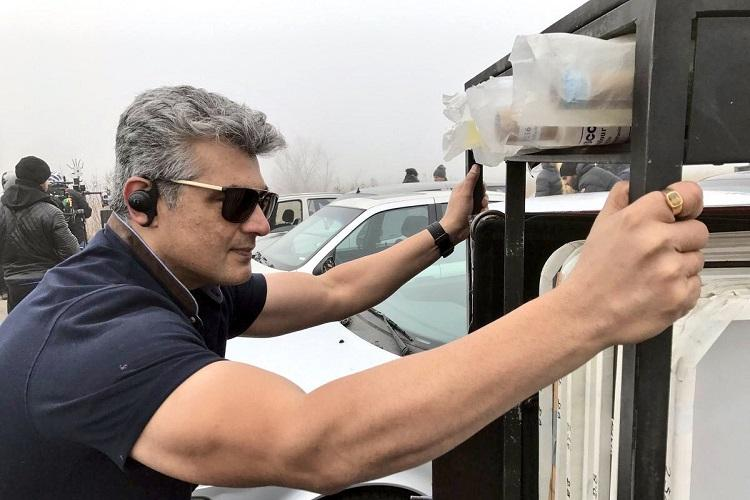 Ajiths Vivegam theatrical rights negotiations on initial quote of Rs 50 crore