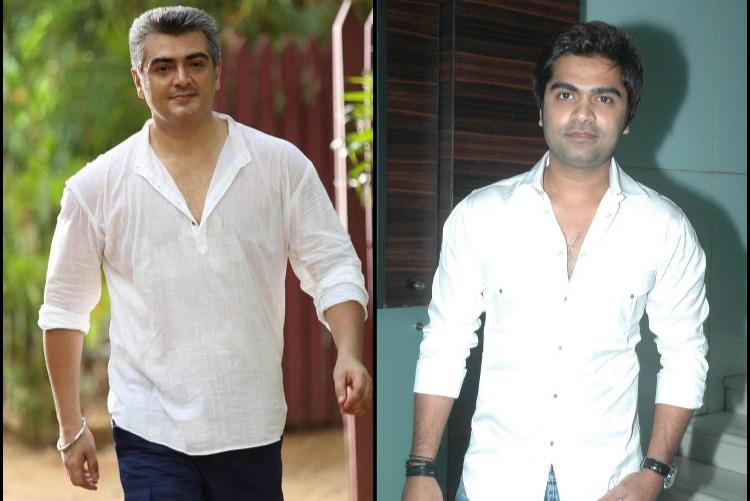 Simbu reveals why he stopped using Ajiths name or dialogues in his films