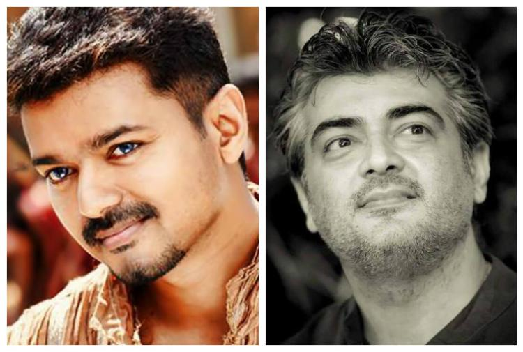 Vijay fans vs Ajith fans Theatre forced to say its just business for them
