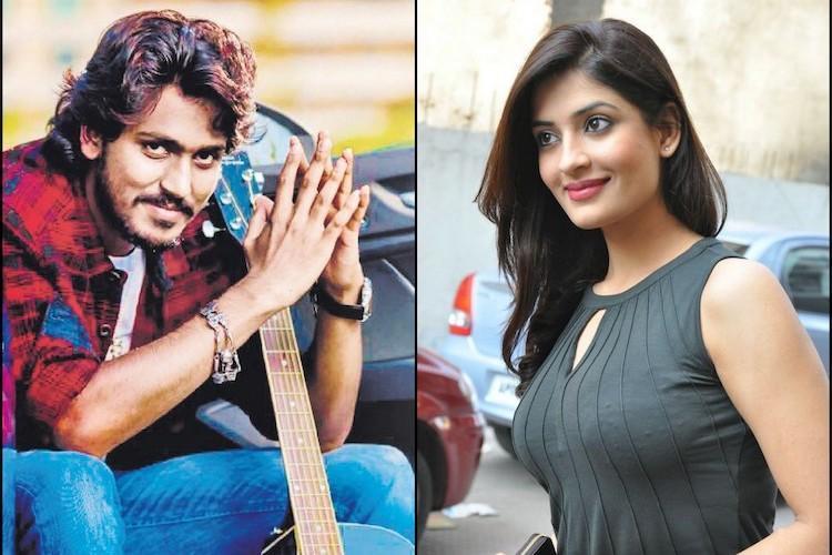 Akanksha Sharma to debut with Vikram Ravichandran in Trivikrama