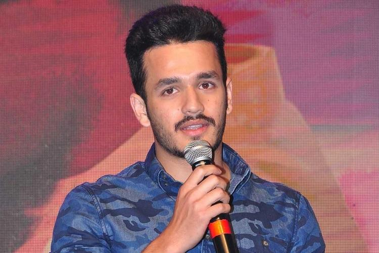 Shooting of Akhil Akkinenis next film moving at a brisk pace