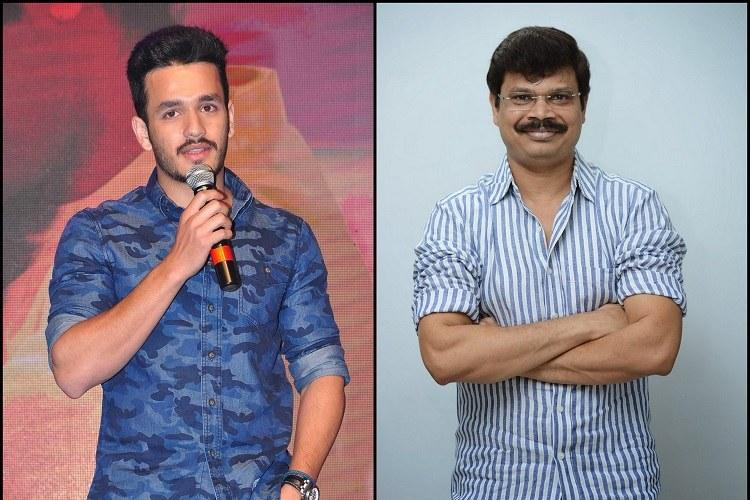 Boyapati roped in to direct Akhil Akkineni's film? | The