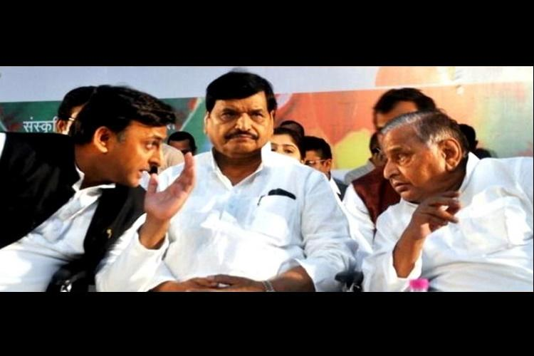 Confused about the Yadav family civil war The whole story in quick points