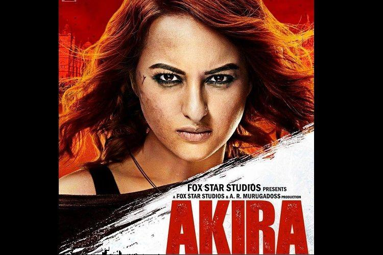Akira Sonakshi Sinha shines in this thrilling action flick a fan writes