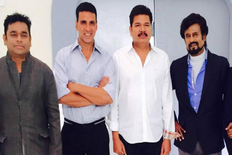 Akshay Kumars scary mad scientist look in Enthiran 20 revealed