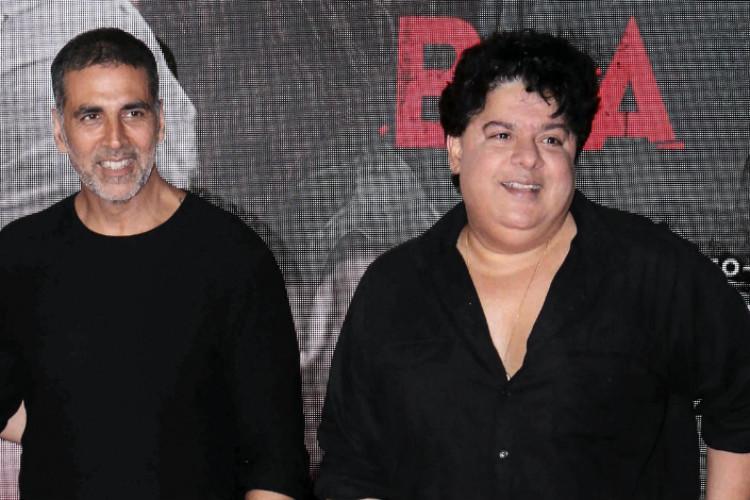 Allegations against Sajid Khan Nana Akshay asks Housefull 4 producers to halt shoot
