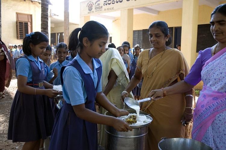 Bland Mid-Day meal Ktaka govt accuses Akshaya Patra of providing unhealthy food
