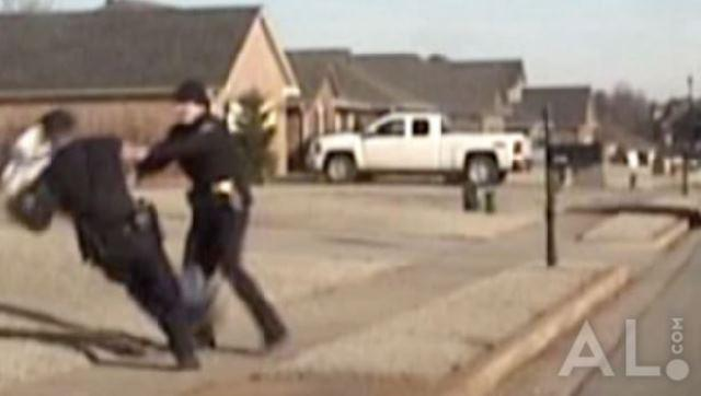 US cop slamming Indian grandfather acted without reason