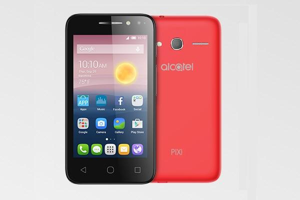 Alcatel launches Pixi 4 A 6-inch phablet under Rs 10000