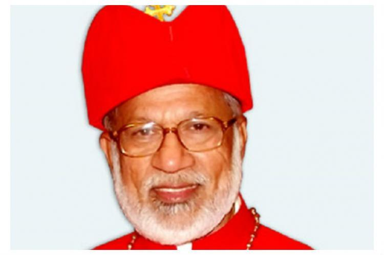 Watchdog claims Cardinal George Alencherry diverted land meant for poor to his family