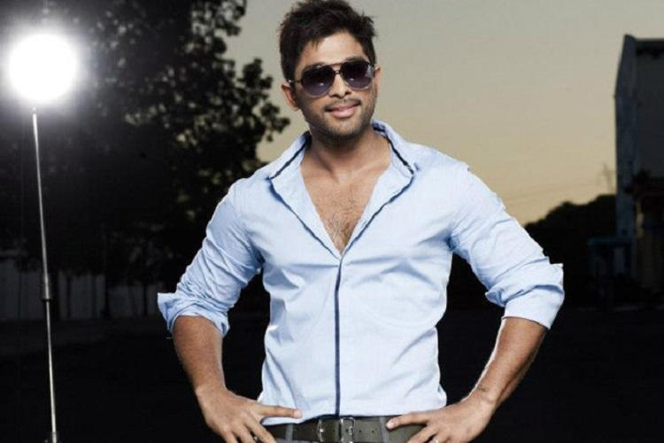 After cameo by Ram Charan it is Allu Arjun now in Khaidi No 150