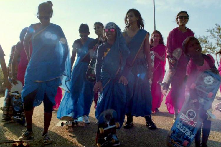 Watch UK Band Wild Beasts awesome new music video features Bengalurus women skateboarders