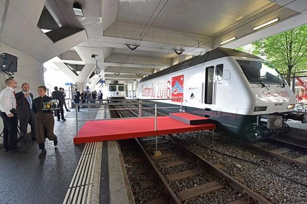 The Swiss said no to Unconditional Basic Income and opened a tunnel