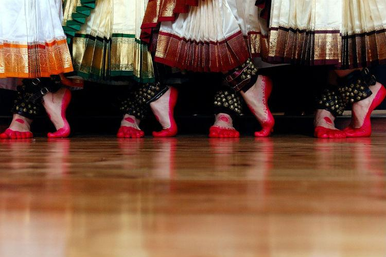 Tracing Altas imprints in south Indian classical dance