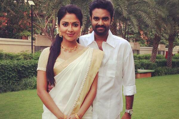 Amala Paul-Vijay Split Why do film families want mega serial bahus