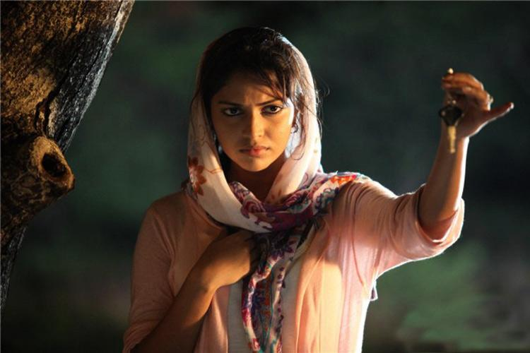 Amala Paul turns angry nationalist reacting to allegations of tax evasion