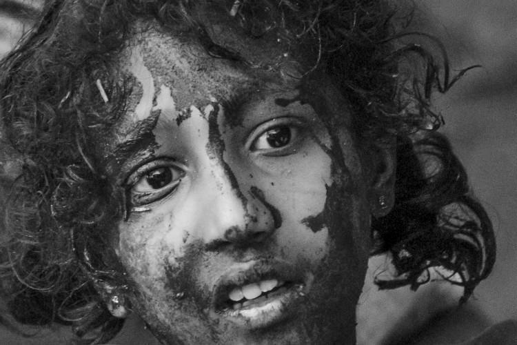 Lost my land sense of belonging Sri Lankan war photographer exhibits work in Kerala