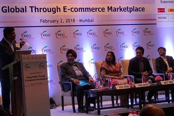 Amazon India partners with FICCI-CMSME to help Indian exporters sell globally