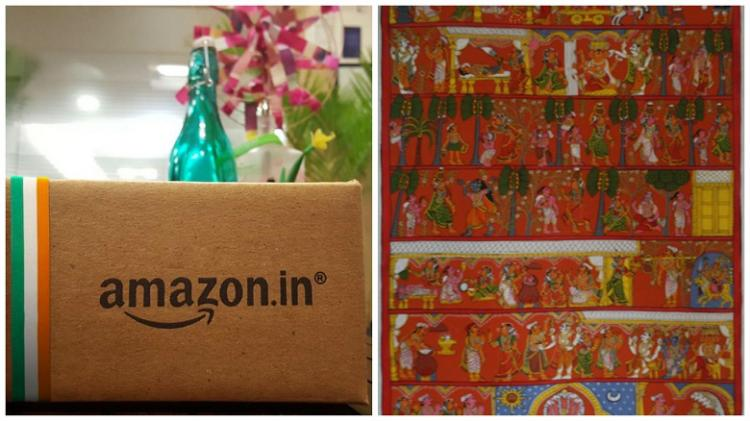 Telangana Handicrafts to tie-up with Amazon for online sales