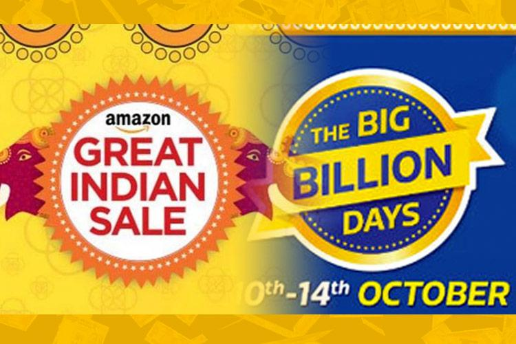 Flipkart, Amazon claim record sales in festive season face-off