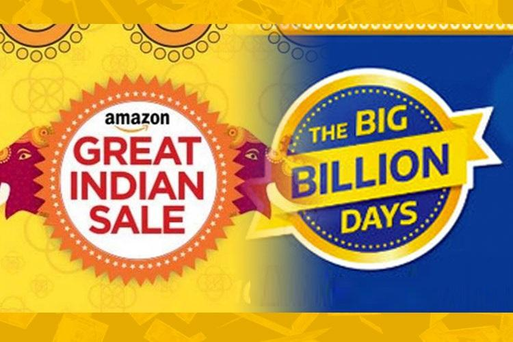 Traders union writes to Piyush Goyal seeking ban on Amazon Flipkarts festive sales