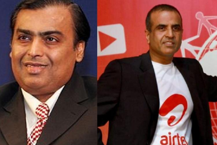 Airtel is not Indias fastest network Reliance Jio lodges complaint with advertising council