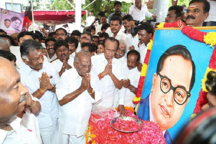 TN Cops restrict Ambedkar Jayanthi celebrations to one community angry organizers lash out
