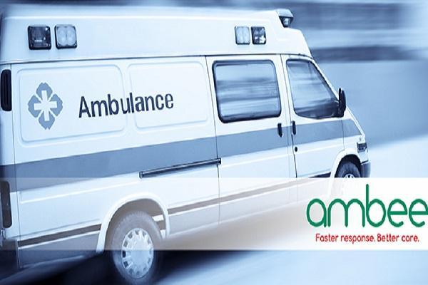 Ambulance-hailing platform Ambee raises funding from Uber anAmaya Capital and others