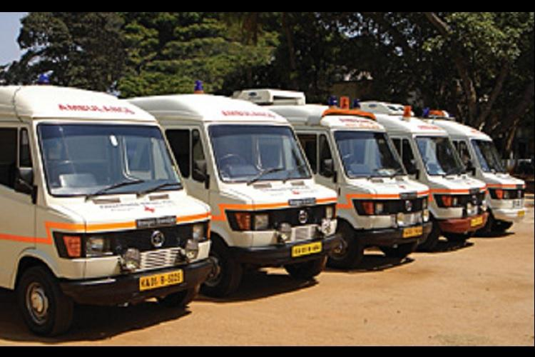 Ambulances quote exorbitant fares on Bandh day Bengaluru man distressed over shifting mothers body