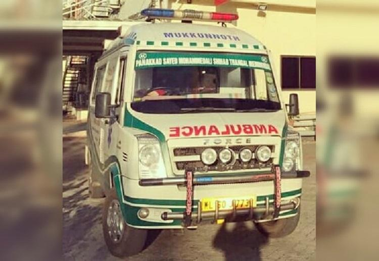 An ambulance is rushing a baby from Mangaluru to Tvm and its all on FB Live Heres why