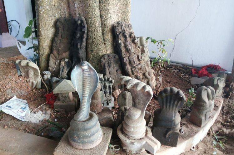There is an old age home for Gods in Kerala and its full