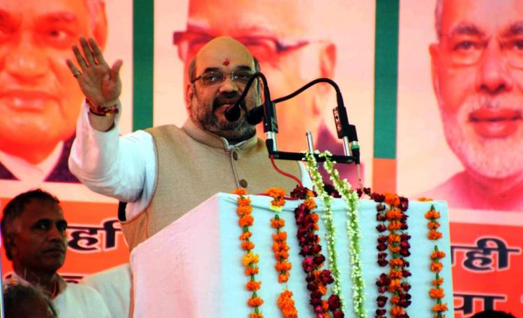 Bihar govt sets up high-level committee to probe how Amit Shah got stuck in a lift