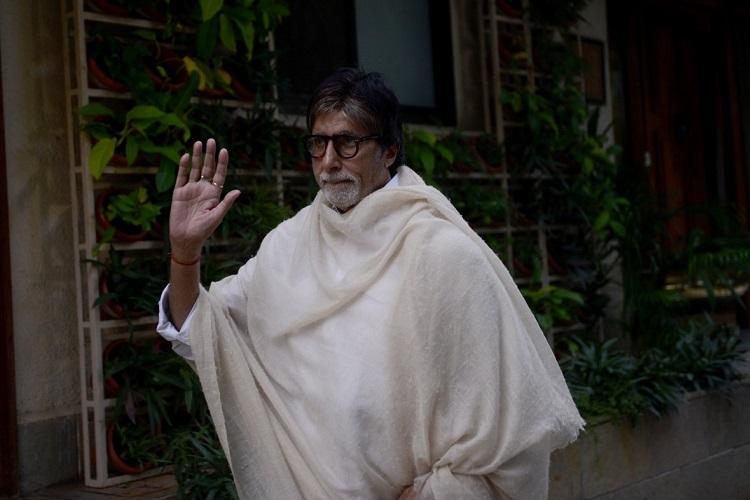 Amitabh Bachchan 75 and not out of filmdom