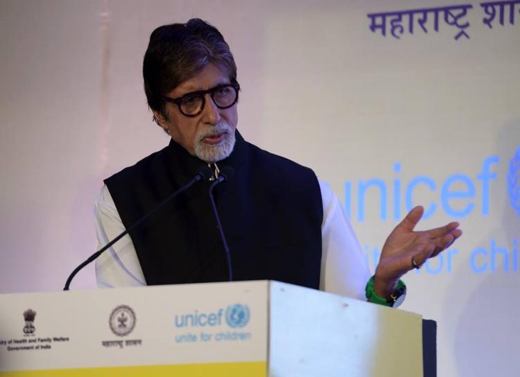 Panama Papers fallout Maharashtra wants Congress Big B removed as Tiger Ambassador